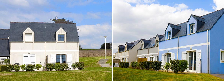 Résidence Les Terrasses de Pentrez - Maisons avec terrasses